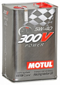 Моторное масло Motul 300V Power 5w40 5л