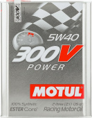 Моторное масло Motul 300V Power 5w40 2л