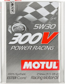 Моторное масло Motul 300V Power Racing 5w30 2л