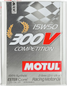 Моторное масло Motul 300V Competition 15w50 2л