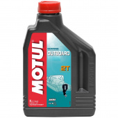 Моторное масло Motul Outboard 2т 2л